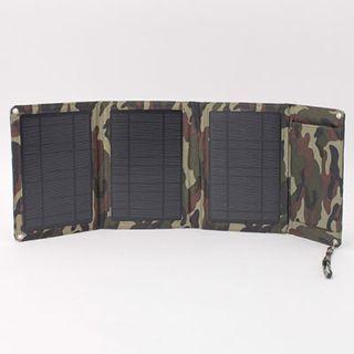 ユニットコム、ソーラーパネル搭載のバッテリ