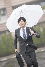 理系男子の服装術 (20) ビニール傘はビジネススタイルに似合わない?