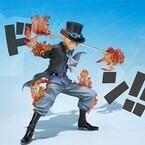 『ワンピース』サボの「フィギュアーツZERO」豪華彩色&エフェクトのSP版登場