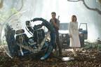 ジュラシック・パーク14年ぶりの最新作が2億ドル超えの首位発進 - 北米週末興収