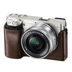 ソニー、Eマウントカメラ「α6000」と「α7」シリーズ用のボディケース