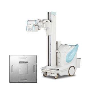 島津製作所、富士フイルムの新型FPDに対応した回診用X線撮影装置を発売