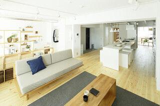 茨城県つくば市のリノベーションマンションにMUJIのコンセプトルーム誕生