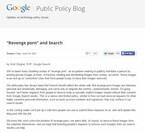 米Google、リベンジポルノ被害者向けに削除要請フォームを設置