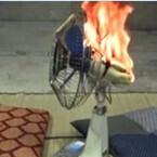 扇風機・エアコンの経年劣化による火災に注意喚起