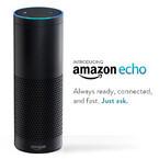 米Amazon、音声で操作する筒型デバイス「Amazon Echo」予約受付開始