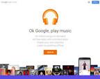 米Google、音楽サービス「Google Play Music」の広告付き無料版を開始