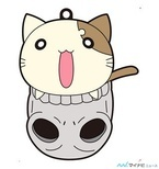 TVアニメ『レーカン!』よりサブキャラの「エロ猫」と「代返侍」がグッズ化