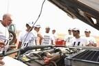 トヨタ、従業員による北米2万6000kmを走破するプロジェクト