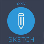 ピクシブ、お絵かきアプリ「pixiv Sketch」を公開-落書きを気軽にシェア