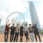 GENERATIONSがついに香港上陸! 片寄涼太「想像していた以上の香港を堪能」