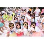 愛知県・ラグーナビーチの「バブルラン」、追加開催決定!