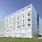 リコー、約50億円を投じて神奈川県海老名市の開発拠点に新研究開発棟を建設