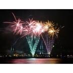神奈川県で「横浜スパークリングトワイライト」開催! 3,000発の花火が彩る