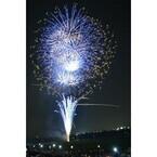 東京都で「葛飾納涼花火大会」開催! 花をイメージした花火など約1万3,000発