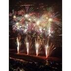 3万発の「全国選抜長良川中日花火大会」が岐阜県で開催! 花火コンクールも