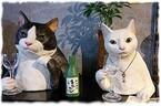 猫とふくろうの雑貨ショップが登場 - 店内には猫のご神体を祭った神社も!