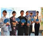 ANA、女性パイロット達と「七夕フライト」で羽田空港から願いを--画像24枚
