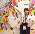 『第16回Japan Expo』、愛☆まどんなとコラボしたファッションショーが開催