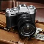 富士フイルム、カメラボディレンタルサービスに「FUJIFILM X-T10」を追加