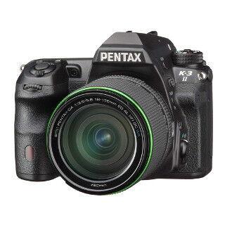 「PENTAX K-3 II」の無償修理を実施 - 電源オフにできない不具合で