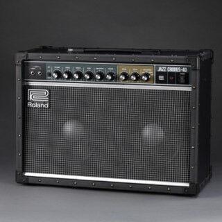 """ローランド、ギター・アンプ""""ジャズ・コーラス""""の小型モデル「JC-40」発売"""