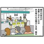 銀行員は見た! (5) 意外な混雑日
