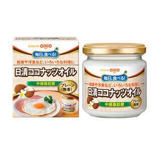 日清オイリオ、無香タイプの「日清ココナッツオイル」発売