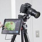 iPadで一眼レフをコントロール - 新たな撮影スタイルを生み出すマンフロット「Digital Director」