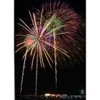 巨大2尺玉4発など約1万6,000発が夜空へ! 千葉県で「佐倉市民花火大会」開催