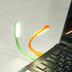 ユニットコム、自由に角度を変えられるUSB接続のLEDライト
