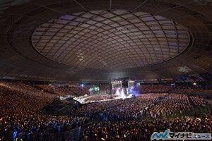 『ミリオンライブ!』の全国ライブツアー、アニメPV、新CDシリーズを発表! 「THE IDOLM@STER M@STERS OF IDOL WORLD!! 2015」最終日