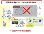 長野県塩尻市、災害に強い地域通信ネットワークの実証実験