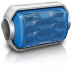 フィリップス、IPX6防水のポータブルBluetoothスピーカー