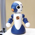 NTTなど、センサーとロボットをクラウド連携させる新サービスの実験を開始