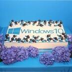 Windows 10をファンと一緒に祝った日本マイクロソフト