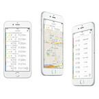 「ATM別」の引出手数料を即時比較して節約できるiPhoneアプリ『SocialATM』
