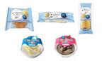 モンテール、夏に向けた「塩バニラアイスのシュークリーム」など限定発売