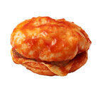 バーガー全体をソースに浸した「モスのぬれバーガー ナポリタン風味」発売