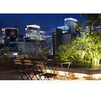 東京都・銀座に1組貸し切り&手ぶらでBBQができる屋上空間オープン