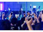 8月4日に日本での提供開始から10周年を迎えたiTunes Store、Apple Store, OmotesandoではCTSがライブパフォーマンスで祝福