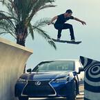 レクサス、広告キャンペーン動画にてホバーボードの全容を公開