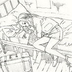 東京都・西荻窪で、「エウレカ」アニメーター・吉田健一による初の個展