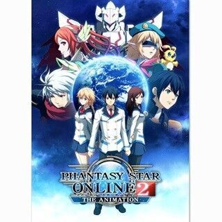 TVアニメ『PHANTASY STAR ONLINE』主要キャストに蒼井翔太、M・A・Oら決定