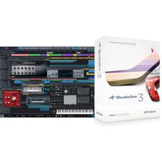 フリーDAW「Studio One FREE」の後継モデル「Studio One 3 Prime日本語版」