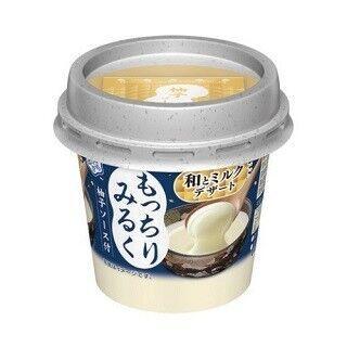 和菓子をイメージしたもっちりミルクプリン2種発売 - 雪印メグミルク