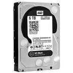 ウエスタンデジタル、高性能タイプの3.5インチHDD「WD Black」に6TBモデル