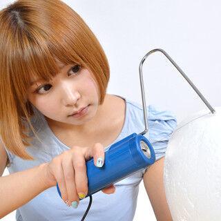 発泡スチロールを自在に造形できる「USB発泡スチロールカッター」登場