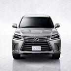 トヨタ、LEXUS SUVのフラッグシップモデル「LX570」の日本導入を発表