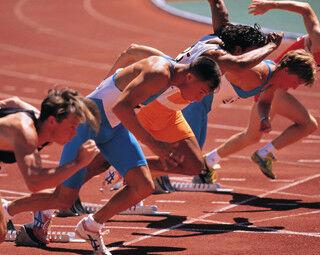 ウサイン・ボルトは何位? - 男性が憧れる体形の男性陸上選手ランキング